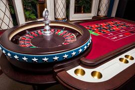 لعبة الروليت الأمريكي المباشر