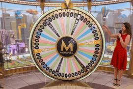 لعبة Monopoly Roulette(مونوبولي روليت)